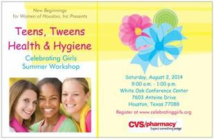 New Beginnings for Women of Houston Presents: Teens,...