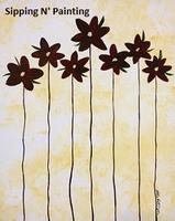 Sip n' Paint Standing Tall Sunday, August 3, 5:00pm
