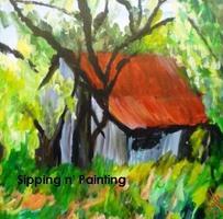 Sip n' Paint Fairplay Barn Sunday, August 10, 5:00pm