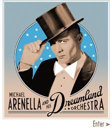 Michael Arenella's Winter Ball logo