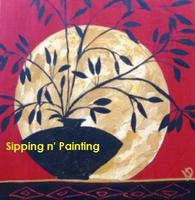 Sip n' Paint Bamboo Sunday, August 31, 5:00pm
