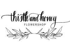 Thistle and Honey logo