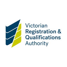 Victorian Registration and Qualifications Authority logo