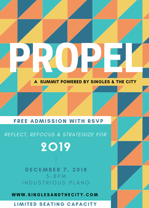 PROPEL: Reflection, Refocus and Strategy for 2019