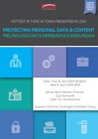 Protecting Personal Data & Content (PDPA)