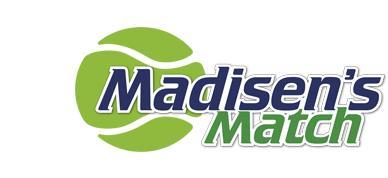 11th Annual Madisen's Match VIP Gala & Legends Tennis Camp with Mike & Bob Bryan