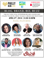 Philly Blog Love Presents: Blog, Brand, Biz, Buzz...