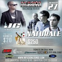 BACHATA FEVER feat. JC(ex Marcy Place) & GRUPO NATURALE