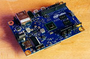 Ultracode Meetup #5: Intel Galileo, thethings.io &...
