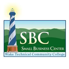 Small Business Center  - Wake Tech (Register on our Website - sbc.waketech.edu) logo