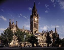 Manchester Town Hall Tour