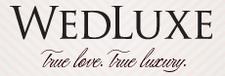 WedLuxe Magazine logo