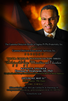 2014  Dr. Carter G. Woodson Lecture Series