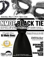NMOE Black Tie Scholarship Masquerade Ball