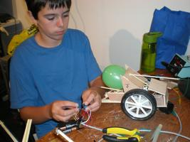 Robotic Creatures Camp August 11-15 2014 at MakerKids