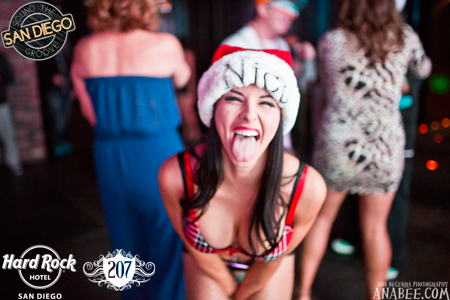 21+/ Santa Hat & Ugly Sweater Party | House of Blues [Anaheim, CA]