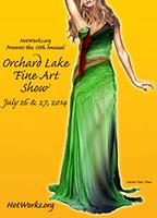 12th Annual Orchard Lake Fine Art & Crafts Show Presented...