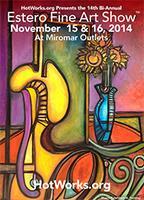 14th Bi-Annual Estero Fine Art Show presented by...