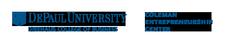 DePaul University's Coleman Entrepreneurship Center  logo