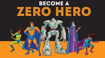 Zero Heroes: How To Spend It! - Seaford - Win a share...