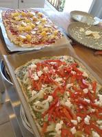 Gluten Free Pizza- Workshop