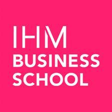 IHM Business School Stockholm logo