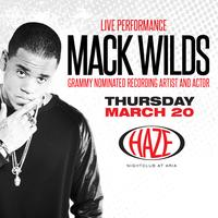 Mack Wild Performs LIVE @ HAZE Nightclub
