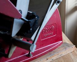 Adana letterpress workshop