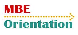 MBE Orientation