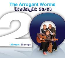 The Arrogant Worms performing at the Sundre Arts Centre