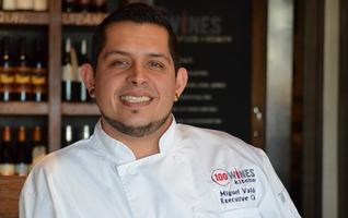 Collaboration Kitchen - Miguel Valdez - 100 Wines