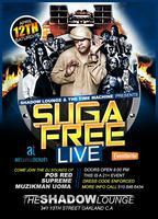 The Time Machine Presents: Suga Free performing LIVE