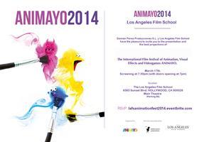 Animation Festival (Animayo) w/Q&A Festival...