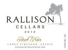 Rallison Cellars logo