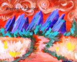 Sip n' Paint Summer Flatirons Thursday, July 24th,...