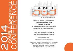 Launch Out Loud Women's Empowerment Conference