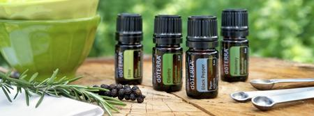Cooking w/ Essential Oils