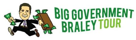 AFP IA - Big Government Braley Tour - Elkader