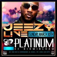 JEEZY Live at Platinum of Birmingham