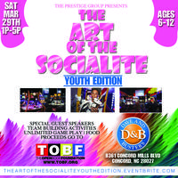 The Art Of The Socialite Youth Edition