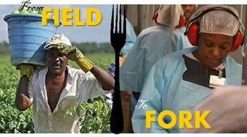 Field to Fork: Food Worker Justice Panel & Reception