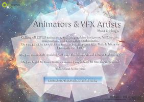 Meet & Mingle with Animators and VFX Artists