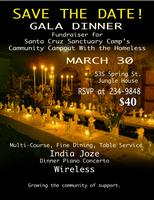 Sanctuary Camp Fundraising Gala Dinner