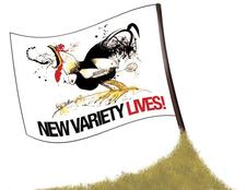 New Variety Lives logo
