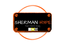 Sherman Hype Events & Sound logo