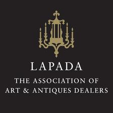 LAPADA - The Association of Art & Antiques Dealers logo