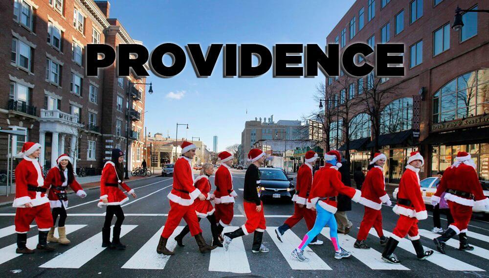 Official Providence Santa Crawl 2018