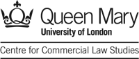 Centre for Commercial Law Studies, Queen Mary University of London logo
