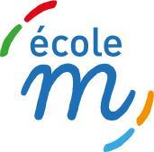 École M logo