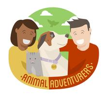 HSFM's Animal Adventurer's Club at Flower Mound Animal...